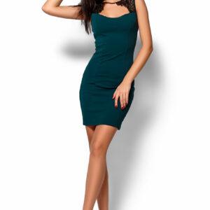 Платье Флоренс Темно-зеленый Karree купить Вечернее платье