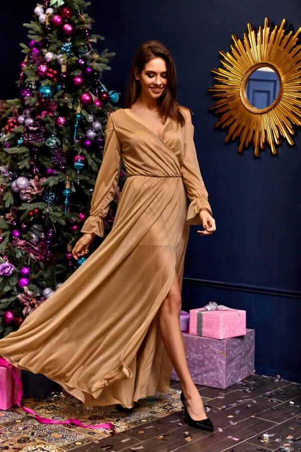 Платье Голди Бежевый Karree