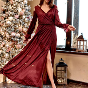Платье Голди Марсала Karree купить Вечернее платье