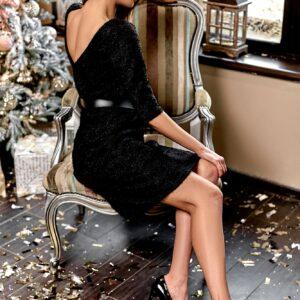 Платье Викки Черный Karree купить Платье