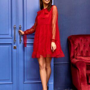Платье Парма Красный Karree купить Вечернее платье