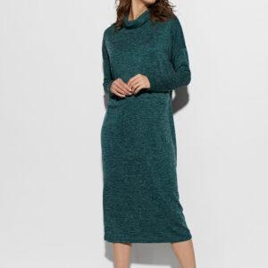 Платье Эрика Темно-зеленый Karree купить Платье