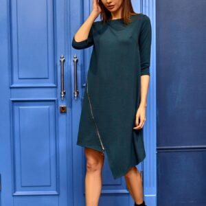 Платье Океана Темно-зеленый Karree купить Платье