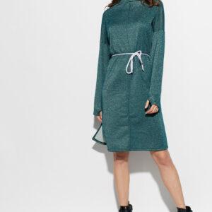 Платье Алиса Темно-зеленый Karree купить Платье