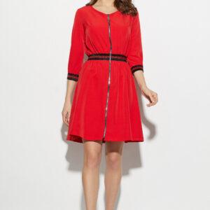 Платье Инфинити Красный Karree купить Платье