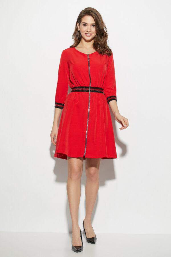Платье Инфинити Красный Karree