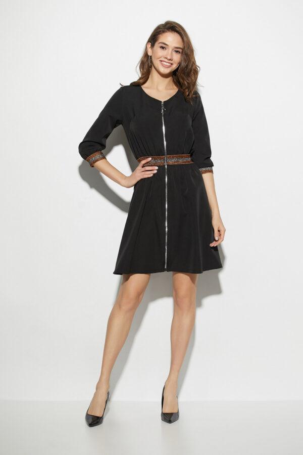 Платье Инфинити Черный Karree