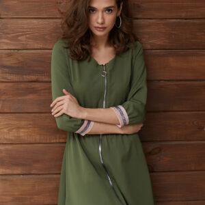 Платье Инфинити Хаки Karree купить Платье
