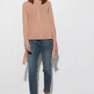 Блуза Мелания Бежевый Karree купить Блуза