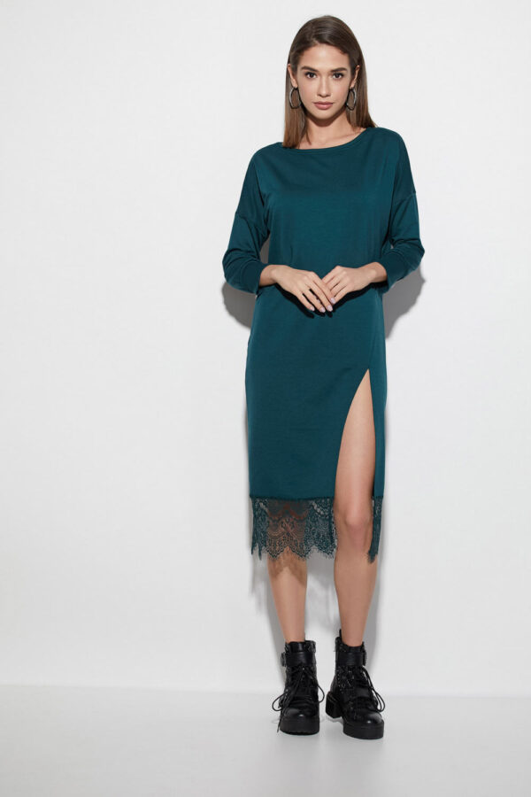 Платье Карина Темно-зеленый Karree