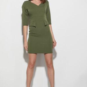 Платье Кайли Хаки Karree купить Платье