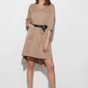 Платье Брюссель Темно-бежевый Karree купить Платье