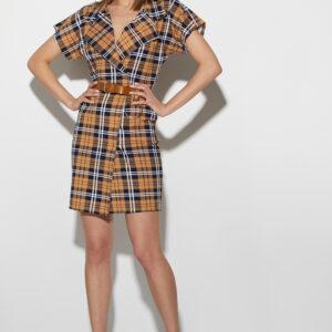 Платье Киана Комбинированный Karree купить Платье
