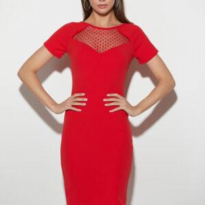 Платье Астра Красный Karree купить Платье