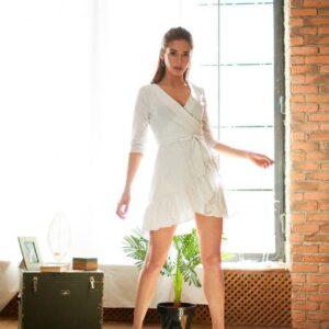 Платье Амаретто Белый Karree купить Платье