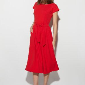 Платье Ментон Красный Karree купить Платье
