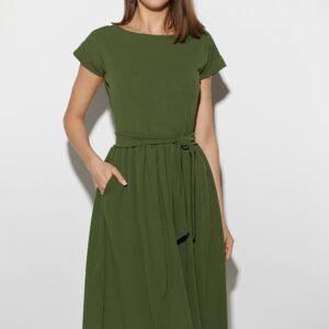 Платье Ментон Хаки Karree купить Платье