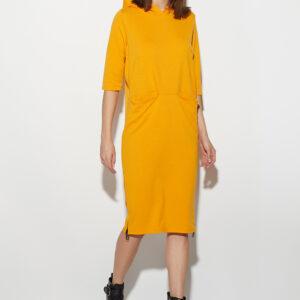 Платье Аванш Рыжий Karree купить Платье