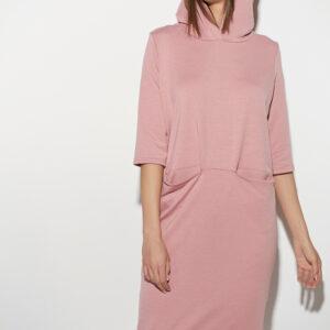 Платье Аванш Пыльно-розовый Karree купить Платье