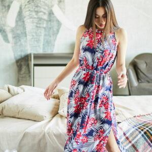 Платье Джулия Синий Karree купить Платье