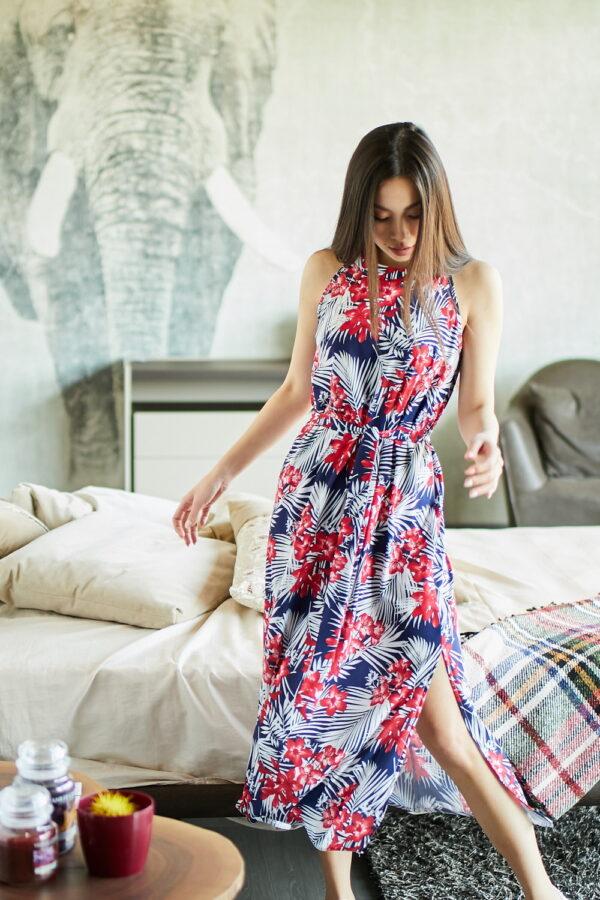 Платье Джулия Синий Karree