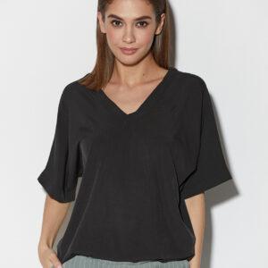 Блуза Токио Черный Karree купить Блуза