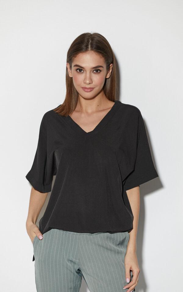Блуза Токио Черный Karree