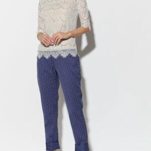 Блуза Зоуи Белый Karree купить Блуза