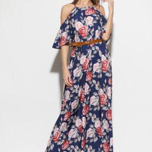 Платье Индиго Синий Karree купить Платье