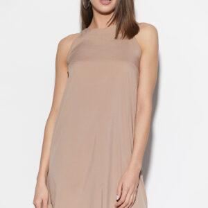Платье Алиот Темно-бежевый Karree купить Платье