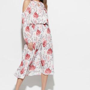 Платье Дельта Белый Karree купить Платье