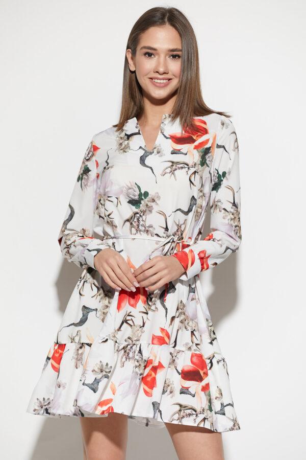 Платье Майорка Белый Karree
