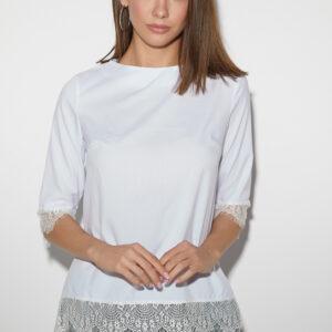 Блуза Мэри Белый Karree купить Блуза