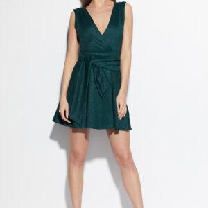 Платье Лия Темно-зеленый Karree купить Платье
