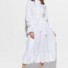Платье Азия Белый Karree