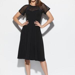 Платье Левант Черный Karree купить Платье