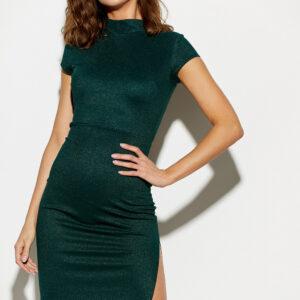 Платье Амона Темно-зеленый Karree купить Платье