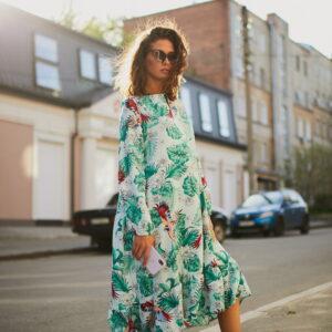 Платье Оазис Голубой Karree купить Платье