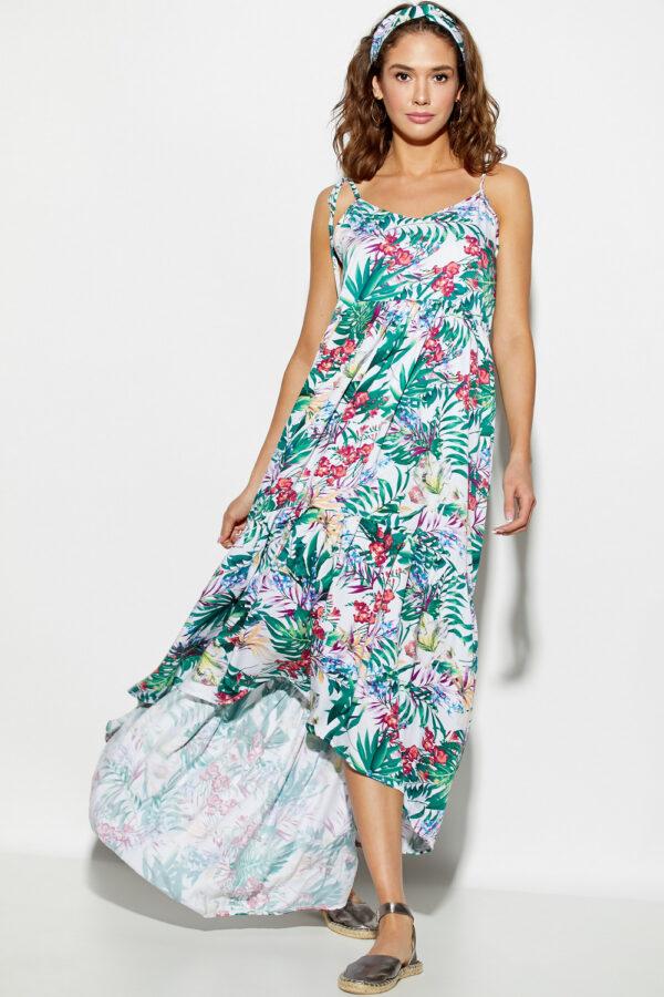 Платье Тропикано Коралл Karree