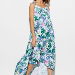 Платье Тропикано Синий Karree купить Платье