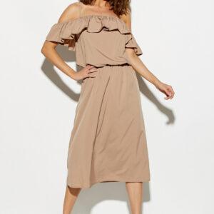 Платье Мори Темно-бежевый Karree купить Платье