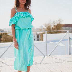 Платье Мори Ментоловый Karree купить Платье