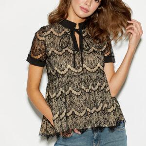 Блуза Мендес Черный Karree купить Блуза