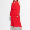 Платье Трофи Красный Karree