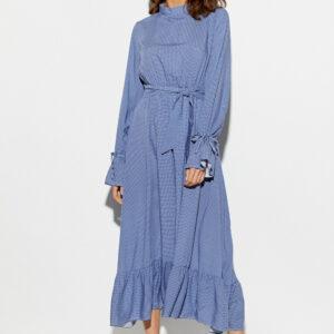 Платье Миндаль Синий Karree купить Платье