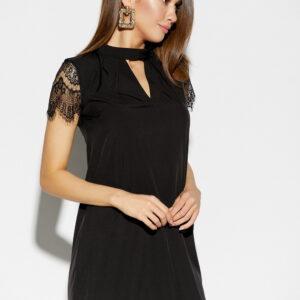 Платье Дольче Черный Karree купить Платье