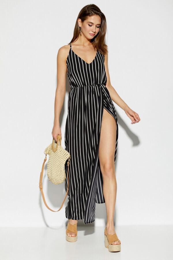 Платье Санторини Черный Karree