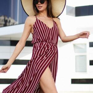 Платье Санторини Марсала Karree купить Вечернее платье
