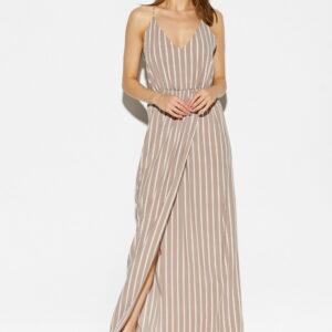 Платье Санторини Темно-бежевый Karree купить Вечернее платье