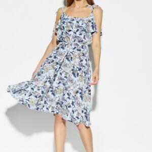 Платье Аква Голубой Karree купить Платье